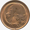 Wildlife designs on the decimal coinage