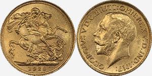 Sovereign 1923 - Sydney