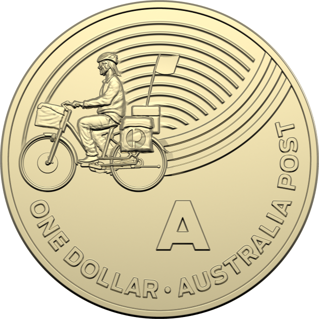 1 dollar 2019 - A - Australia Post - The Great Aussie Coin Hunt