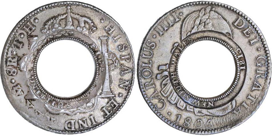 Holey Dollar 1813