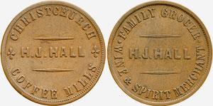 H. J. Hall - Christchurch - Identification Guide